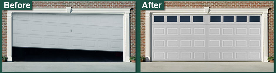 Garage Door Repaired